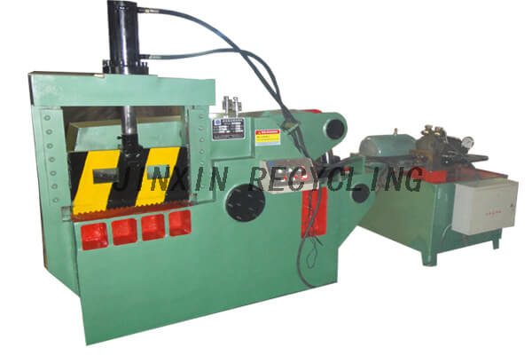 160 tons Waste Pipe Shears